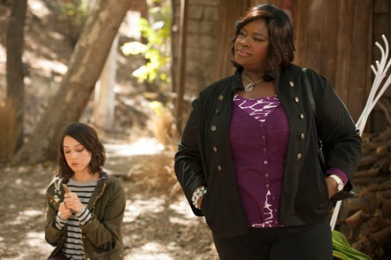 Parks and Recreation season 6 episode 8 & 9 Fluoride/The Cones of Dunshire (25)