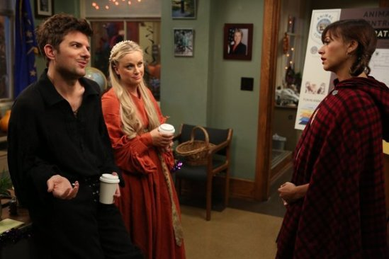 Parks and Recreation season 6 episode 6 & 7 Filibuster/Recall Vote (8)