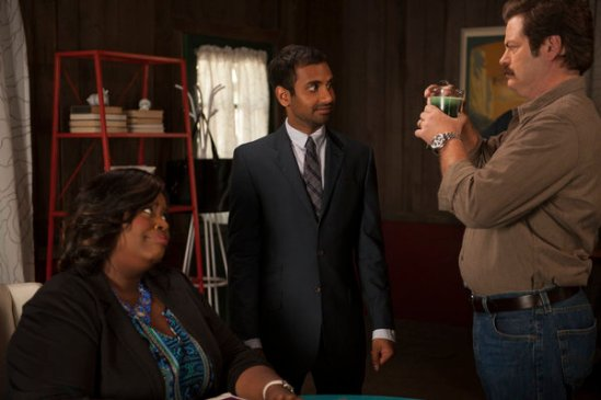 Parks and Recreation season 6 episode 8 & 9 Fluoride/The Cones of Dunshire (23)