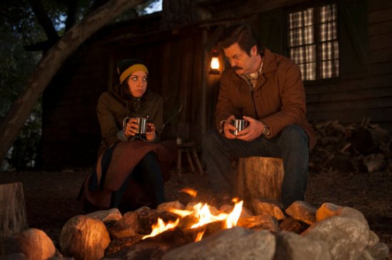 Parks and Recreation season 6 episode 8 & 9 Fluoride/The Cones of Dunshire (21)