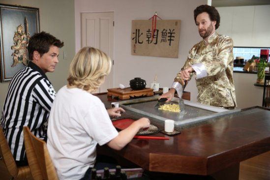 Parks and Recreation season 6 episode 8 & 9 Fluoride/The Cones of Dunshire (16)
