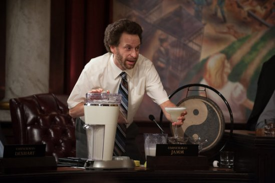Parks and Recreation season 6 episode 6 & 7 Filibuster/Recall Vote (22)