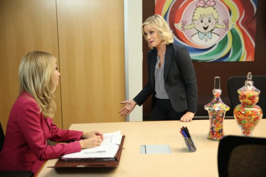 Parks and Recreation season 6 episode 8 & 9 Fluoride/The Cones of Dunshire (37)
