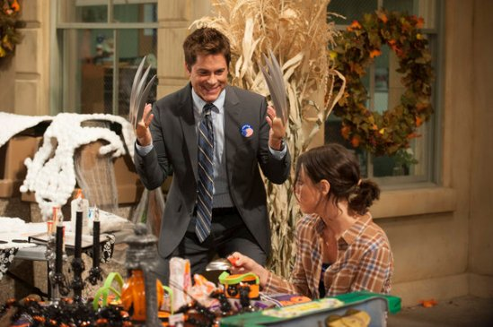 Parks and Recreation season 6 episode 6 & 7 Filibuster/Recall Vote (19)