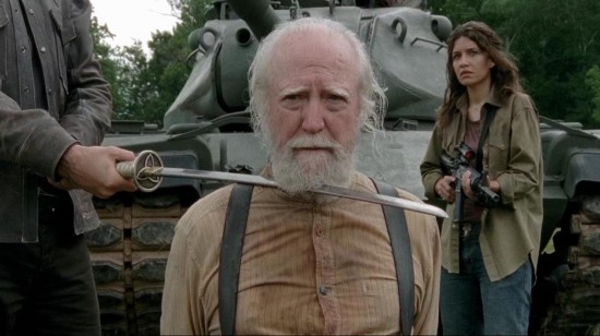 Hershel - The Walking Dead