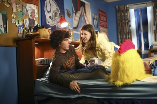 The Middle Season 5 Episode 11 War of the Hecks (1)