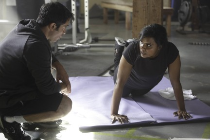 The Mindy Project Season 2 Episode 12 Danny Castellano is my Personal Trainer (3)