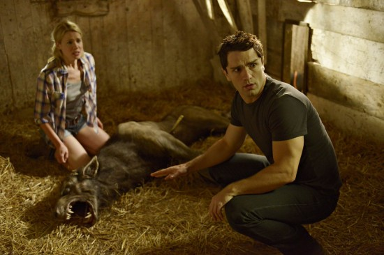 Being Human (Syfy) Season 4 Episode 2 That Time of the Month (4)