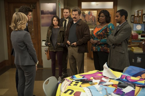 Parks and Recreation season 6 episode 10 Second Chunce (3)