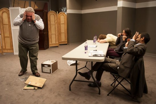 Parks and Recreation season 6 episode 10 Second Chunce (1)