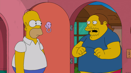 The Simpsons Season 25 Episode 10 Married to the Blob (5)