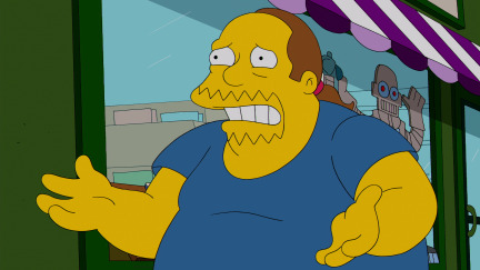 The Simpsons Season 25 Episode 10 Married to the Blob (4)