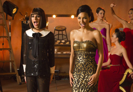 Glee Season 5 Episode 9 Frenemies (7)