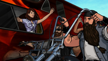 Archer Season 5 Episode 5 Archer Vice: Southbound and Down (4)