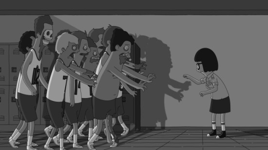 Bob's Burgers Season 4 Episode 12 The Frond Files (2)