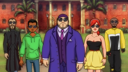 Chozen (FX) Episode 6 I'm With the Contraband (1)