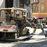 Enlisted (Fox) Episode 9 Paint Cart 5000 vs. The Mondo Spider (1)