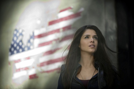 The 100 Pilot - Marie Avgeropoulos