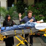 Psych Season 8 Episode 8 A Touch of Sweevil (8)