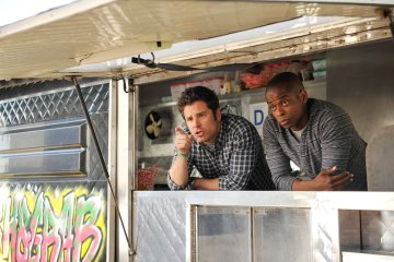 Psych Season 8 Episode 7 Shawn and Gus Truck... (9)