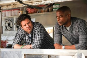 Psych Season 8 Episode 7 Shawn and Gus Truck... (8)