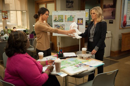 Parks and Recreation season 6 episode 17 Galantine's Day (7)