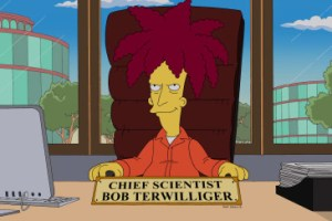 The Simpsons Season 25 Episode 12 & 13 Diggs/The Man Who Grew Too Much (2)