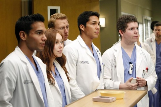 Grey's Anatomy Season 10 Episode 16 We Gotta Get Out Of This Place (3)