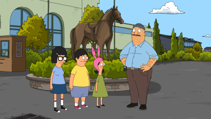 Bob's Burgers Season 4 Episode 16 I Get Psychic Out of You (2)