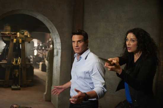 Warehouse 13 Season 5 Episode 1 Endless Terror (2)
