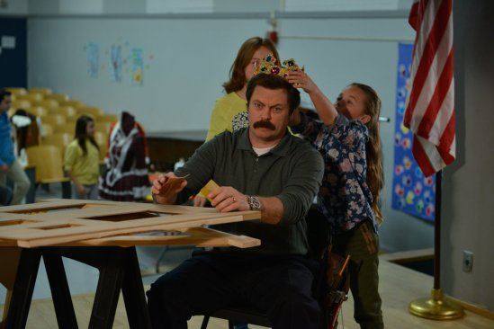 Parks and Recreation season 6 episode 20 One in 8,000 (10)