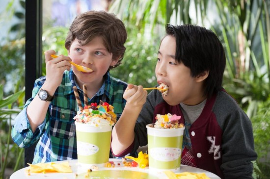 Growing Up Fisher (NBC) Episode 11 First Time's the Charm (1)