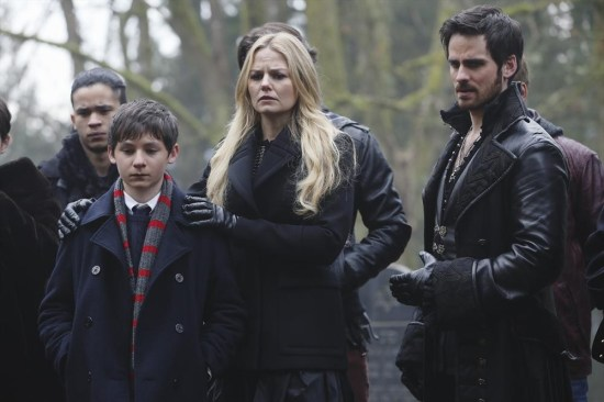 Once Upon a Time Season 3 Episode 16 It's Not Easy Being Green (7)