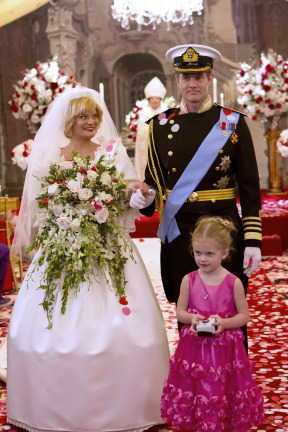 Raising Hope Season 4 Episode 21 & 22 How I Met Your Mullet/The Father Daughter Dance (1)
