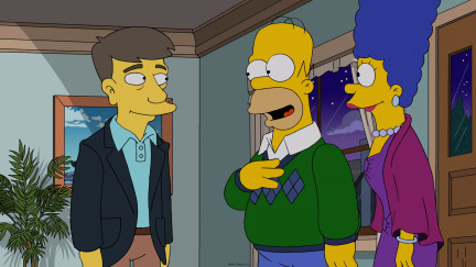 The Simpsons Season 25 Episode 21 Pay Pal (6)