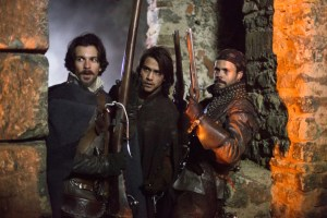 The Musketeers Series Premiere Friends and Enemies (8)