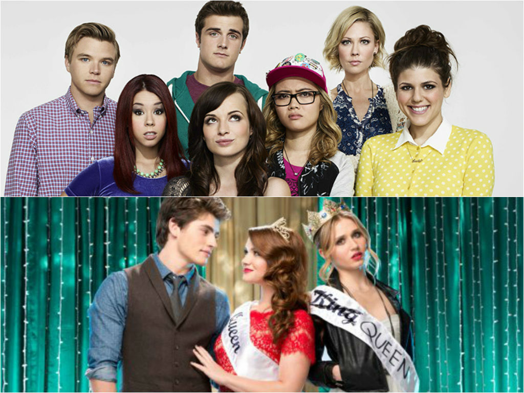 Happy Fall Wallpaper Iphone Awkward Season 4b And Faking It Season 2 Premiere