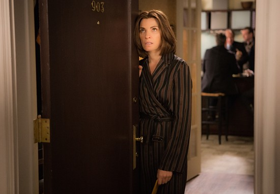The Good Wife  Hearing