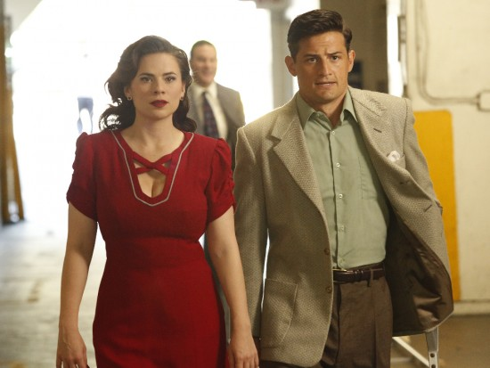 """MARVEL'S AGENT CARTER - """"The Lady in the Lake"""""""