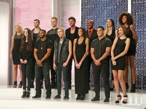 America's Next Top Model (ANTM) Season 21 Episode 3 The Girl Who's a Player 1