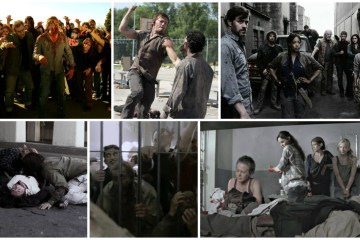 The Walking Dead, Z Nation and Mythbusters