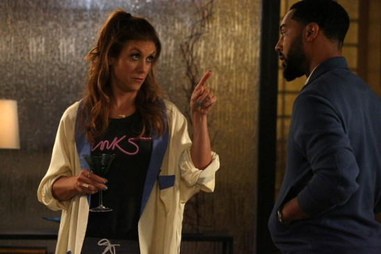 Bad Judge (NBC) Episode 4 Knife to a Gunfight (4)