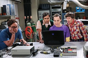 the big bang theory Focus Attentuation 80507