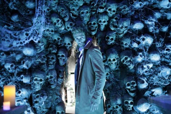 "CONSTANTINE -- ""The Rage of Caliban"" Episode 102"