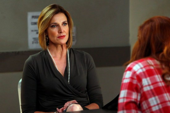 The Mysteries of Laura episode 8 The Mystery of the Mobile Murder (8)