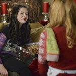Switched at Birth Holiday Special 2014 Yuletide Fortune Tellers (14)