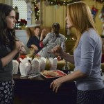 Switched at Birth Holiday Special 2014 Yuletide Fortune Tellers (5)
