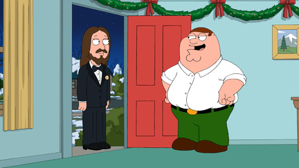 Family Guy Season 13 Episode 6 The 2,000-Year-Old Virgin (3)