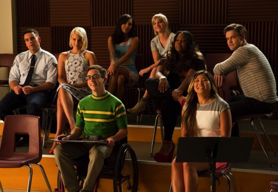 Glee Loser Like Me Homecoming 8