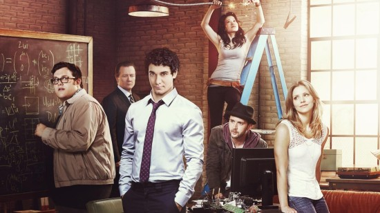 Walter, Gabe, Happy, Toby, Paige, Sylvester - Scorpion
